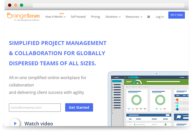 Project Management and Task Management Software