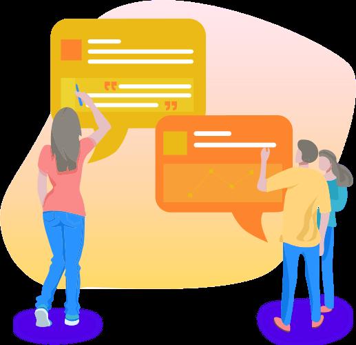 OrangeScrum In-App Chat
