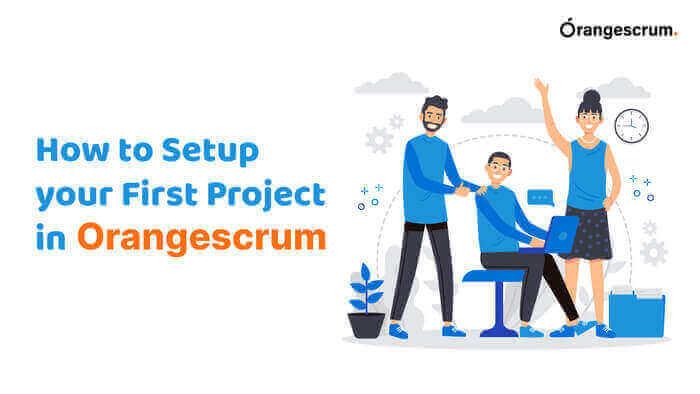 Orangescrum Project Setup video