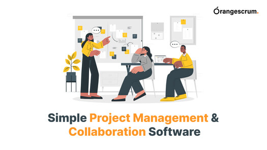 Simple Project Management & Collaboration Software