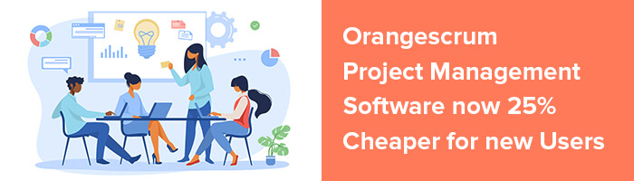 Orangescrum Project Management Software now 25% Cheaper for new Users